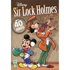 Disney Sir Lock Holmes (2015)