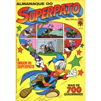 Almanaque do Superpato 1 (1982)