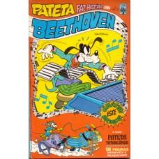 35383 Pateta Faz História 1 (1981) Editora Abril