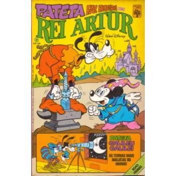 35388 Pateta Faz História 4 (1982) Editora Abril