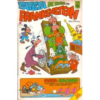 35389 Pateta Faz História 5 (1982) Editora Abril