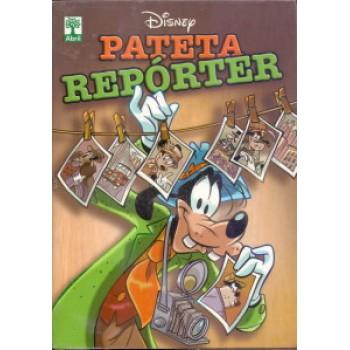 37700 Pateta Repórter (2013) Disney Temático Editora Abril
