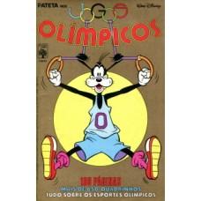 41129 Pateta Nos Jogos Olímpicos (1980) Editora Abril