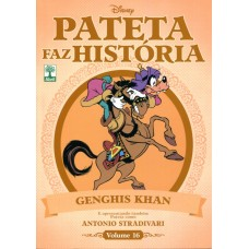 Pateta Faz Histórica 16 (2011)