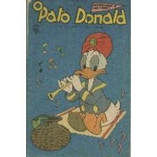 25414 Pato Donald 854 (1968) Editora Abril