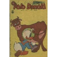 25420 Pato Donald 872 (1968) Editora Abril