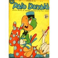 38047 Pato Donald 3 (1950) Editora Abril