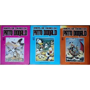Anos de Ouro do Pato Donald 1 2 3 (1988)