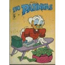 22780 Tio Patinhas 287 (1989) Editora Abril