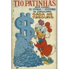 29833 Tio Patinhas 87 (1972) Editora Abril