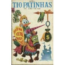 29863 Tio Patinhas 128 (1976) Editora Abril