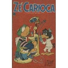 21491 Zé Carioca 1209 (1975) Editora Abril