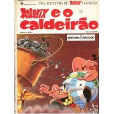 41438 Asterix 6 (1985) Editora Record