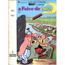 41445 Asterix 13 (1985) Editora Record