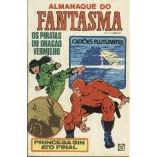 33872 Almanaque do Fantasma 7 (1980) Editora RGE