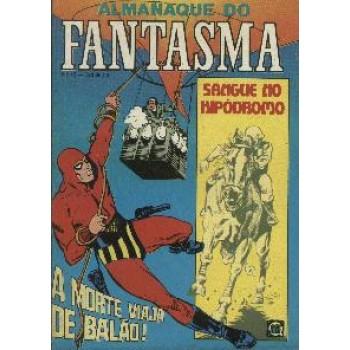 33880 Almanaque do Fantasma 15 (1981) Editora RGE