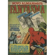 33889 Almanaque do Fantasma 24 (1984) Editora RGE