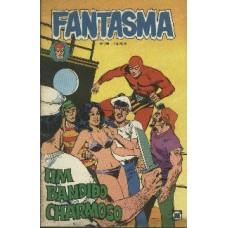 33904 Fantasma 298 (1980) Editora RGE