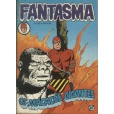 33908 Fantasma 302 (1981) Editora RGE