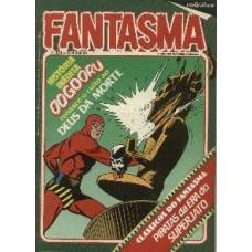 33940 Fantasma 334 (1983) Editora RGE