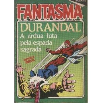 33954 Fantasma 349 (1984) Editora RGE