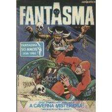 33968 Fantasma 370 (1986) Editora RGE
