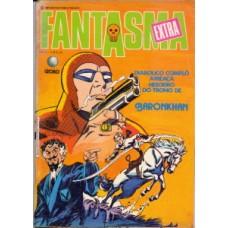 37334 Fantasma Extra 4 (1987) Editora Globo