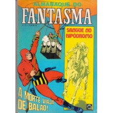37392 Almanaque do Fantasma 15 (1981) Editora RGE