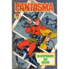37458 Fantasma 296 (1980) Editora RGE
