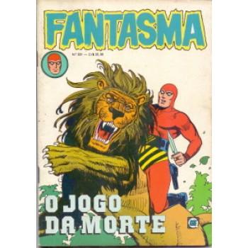 37463 Fantasma 301 (1980) Editora RGE