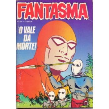 37466 Fantasma 304 (1981) Editora RGE