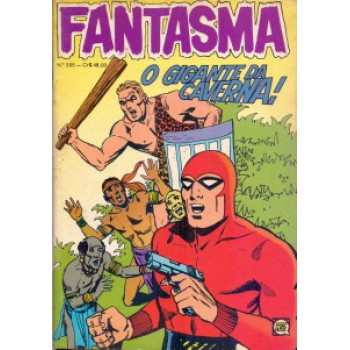 37467 Fantasma 305 (1981) Editora RGE