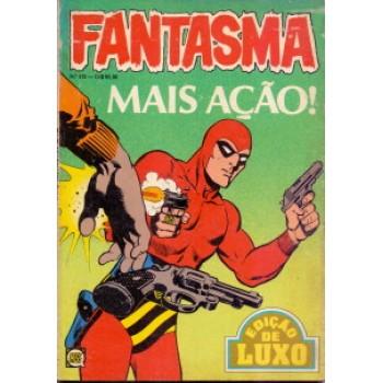37475 Fantasma 313 (1981) Editora RGE