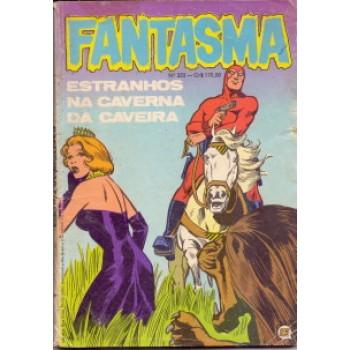 37486 Fantasma 323 (1982) Editora RGE