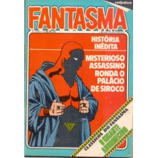 37495 Fantasma 333 (1983) Editora RGE