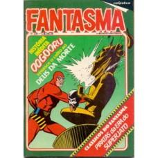 37495 Fantasma 334 (1983) Editora RGE