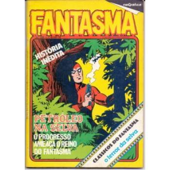 37501 Fantasma 339 (1984) Editora RGE