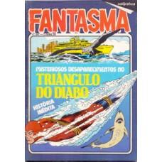 37509 Fantasma 347 (1984) Editora RGE