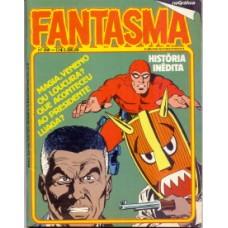 37518 Fantasma 356 (1985) Editora RGE