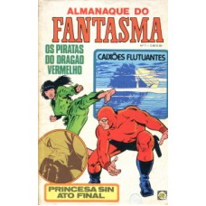 41168 Almanaque do Fantasma 7 (1980) Editora RGE