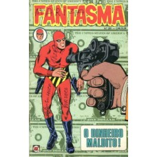 41233 Fantasma 291 (1980) Editora RGE