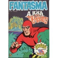 41244 Fantasma 306 (1981) Editora RGE