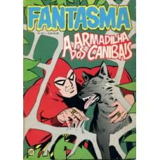 41255 Fantasma 317 (1982) Editora RGE