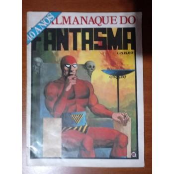 Almanaque do Fantasma (1976) 40 Anos