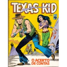 36416 Texas Kid 2 (1984) Editora Abril