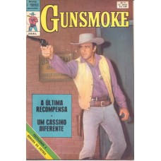 37148 O Poderoso 5 (1970) 1a Série Gunsmoke Editora Ebal
