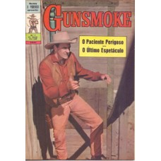 37150 O Poderoso 7 (1970) 1a Série Gunsmoke Editora Ebal