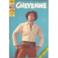 37173 Reis do Faroeste 9 (1970) 3a Série Cheyenne Editora Ebal