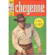 37175 Reis do Faroeste 11 (1970) 3a Série Cheyenne Editora Ebal