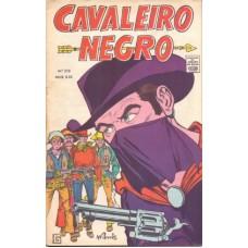 37435 Cavaleiro Negro 210 (1969) Editora RGE